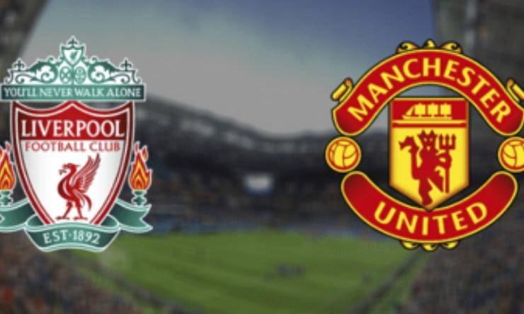 Liverpool vs Manchester United Premier League