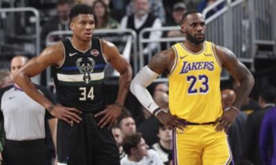 NBA Milwaukee Bucks vs LA Lakers