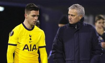 Mourinho fracasó con Tottenham en Europa League