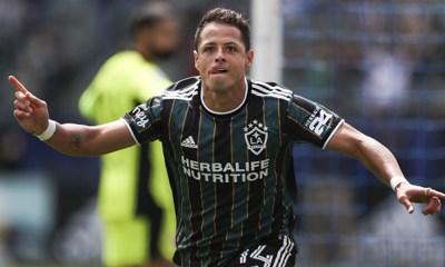 Chicharito hizo Hat-Trick en la MLS