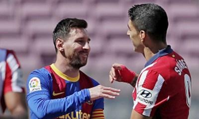Barcelona 0-0 Atlético de Madrid