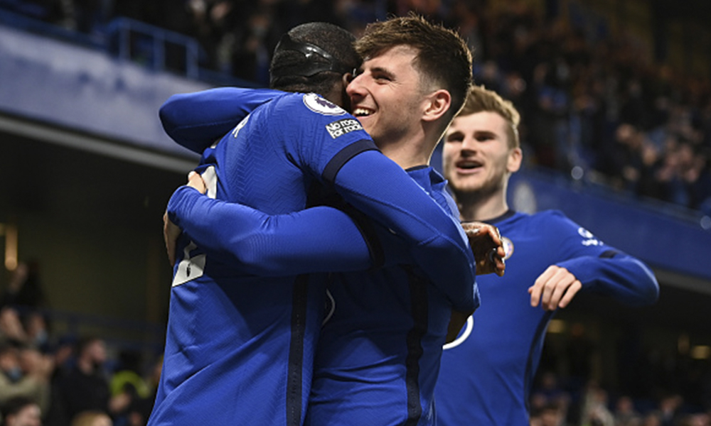 Chelsea 2-1 Leicester City