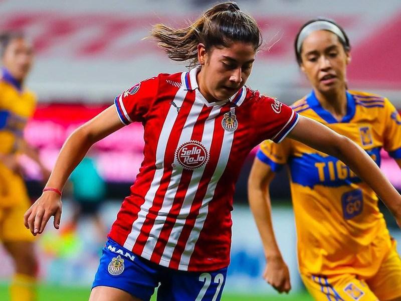 Chivas Tigres Liga MX Femenil