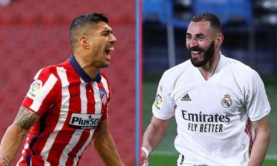Atlético y Real Madrid buscan el título de LaLiga