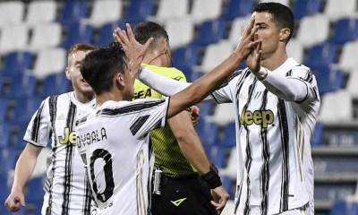 Cristiano 100 goles con Juventus