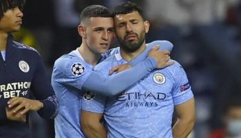 Kun Agüero Manchester City