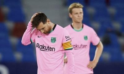 Levante 3-3 Barcelona