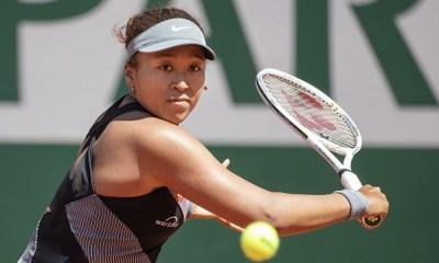 Naomi Osaka abandonó el Roland Garros