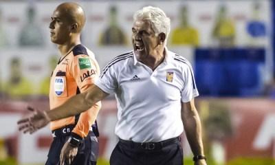 Tuca Ferretti como DT de Tigres
