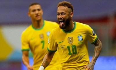 Brasil 3-0 Venezuela