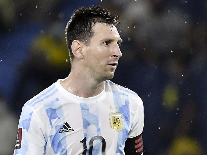 Colombia 2-2 Argentina