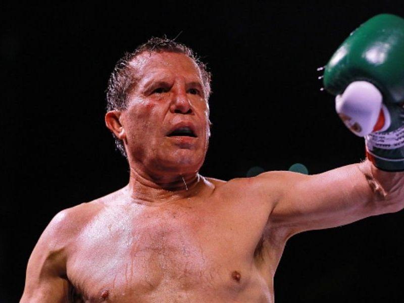 Julio César Chávez pidió a sus hijos se retiren del boxeo