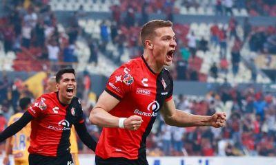 Julián Quiñones jugará con Atlas