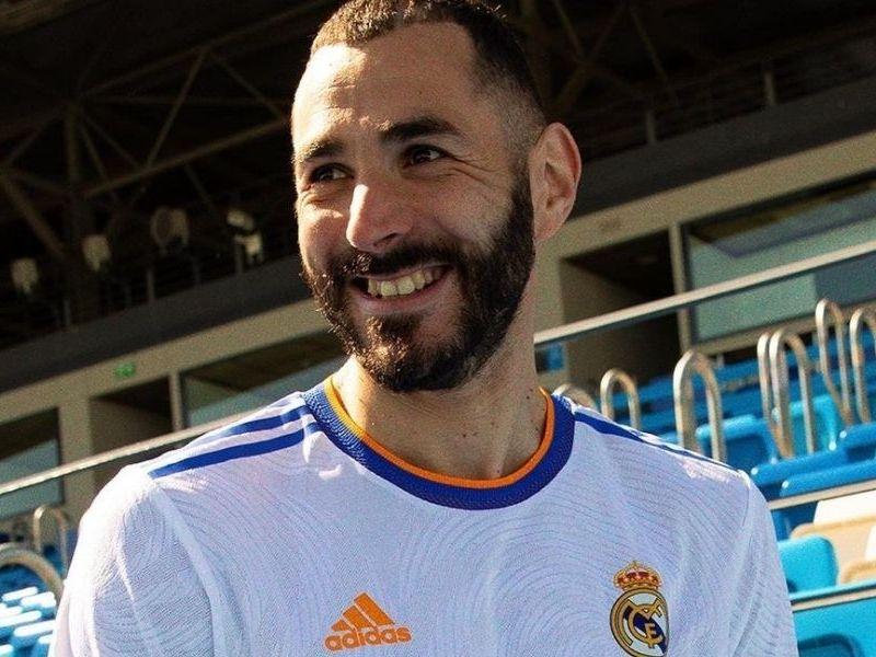 Real Madrid nuevo uniforme Temporada 2021 22