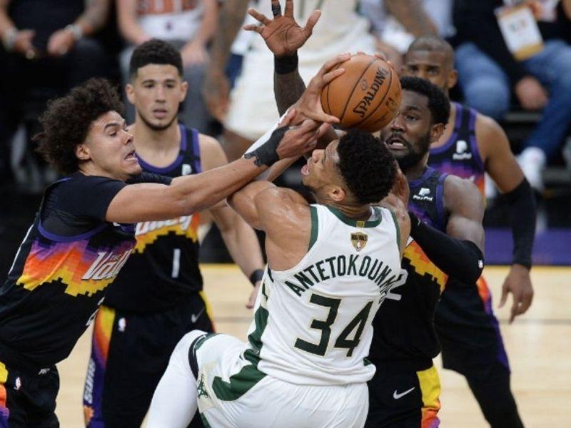 Pronóstico Suns vs Bucks NBA Finals