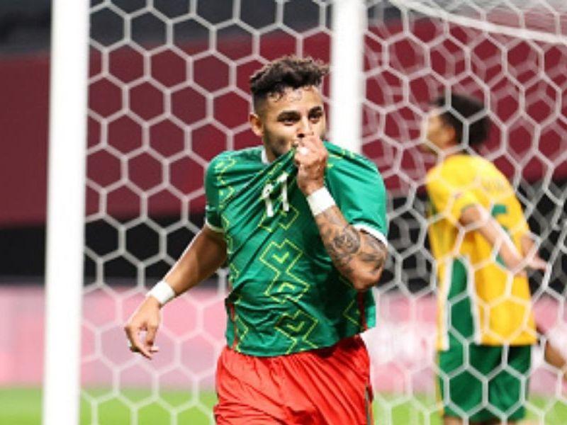 México Sub 23 venció a Sudáfrica en Tokio