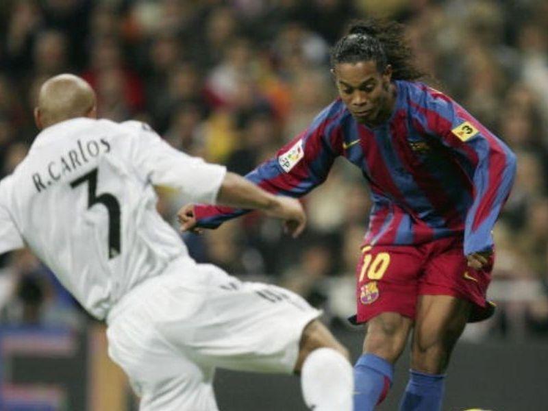 Salón de la Fama leyendas del Barcelona y Real Madrid