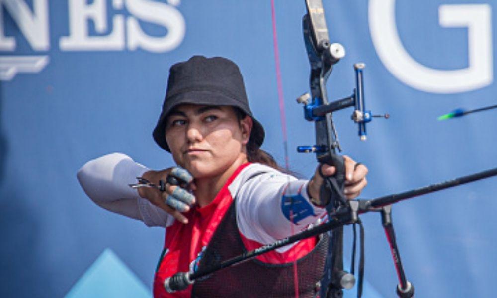 Alejandra Valencia, la arquera que 'apunta' a medalla en Tokio 2020