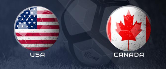 Prediction United States vs Canada