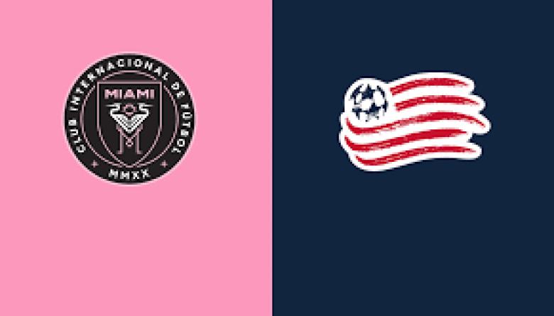 Inter Miami vs New England Revolution