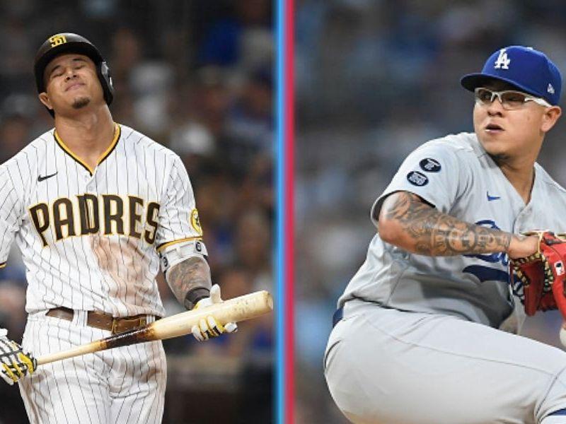 Pronóstico Padres vs Dodgers Temporada 2021