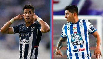 Pronóstico Monterrey vs Pachuca
