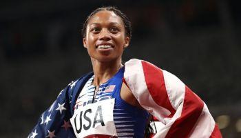 Allyson Felix 11 medallas olímpicas