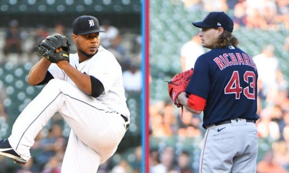 Pronóstico Tigers vs Red Sox 2021