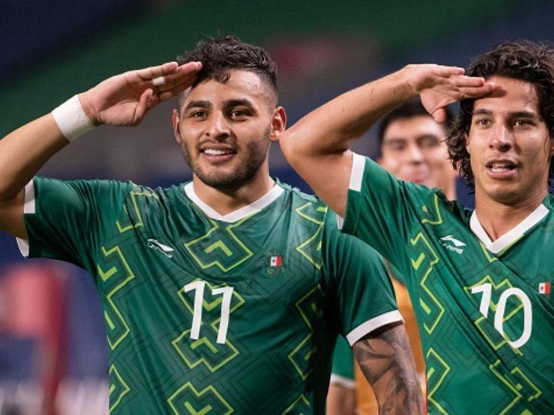 futbolistas Selección Mexicana brillaron Tokio 2020