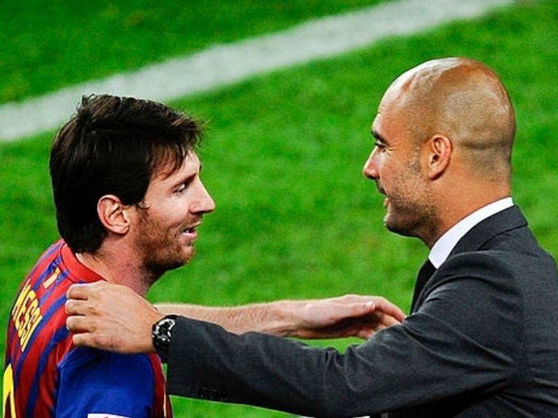 Messi y Guardiola se reencontrarán en Champions