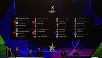 grupo de la muerte de Champions League 2021 22