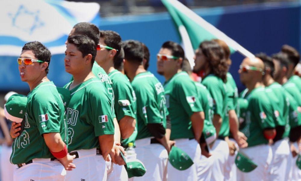 equipo de Béisbol de México en Tokio