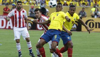 Pronóstico Ecuador vs Paraguay