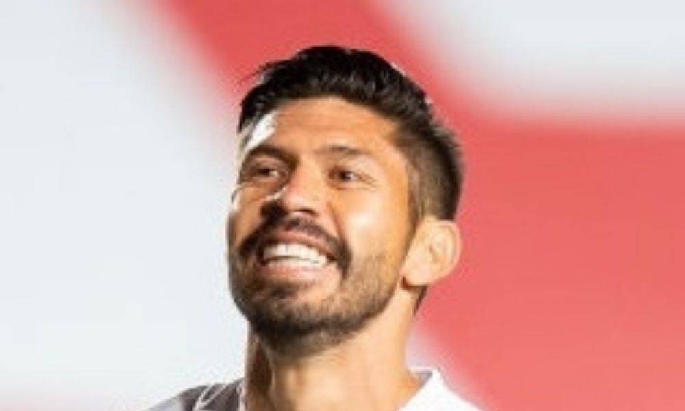 Oribe Peralta quiere regresar a Santos