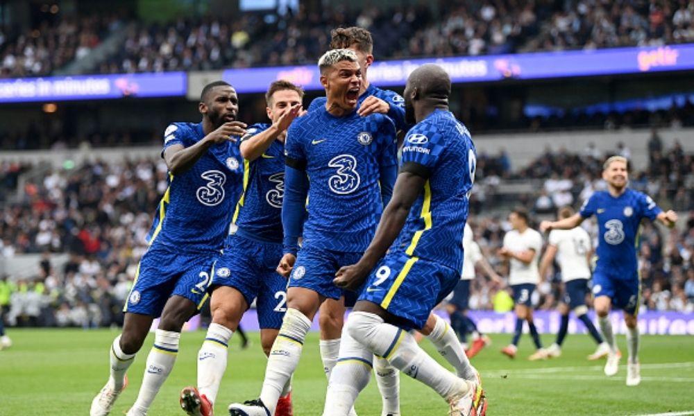 Chelsea goleó al Tottenham