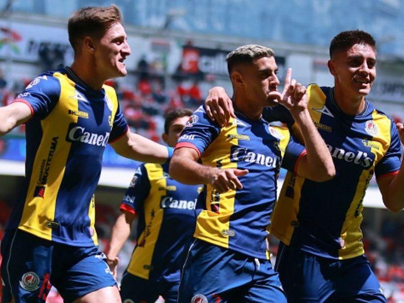 Atlético San Luis venció al Toluca