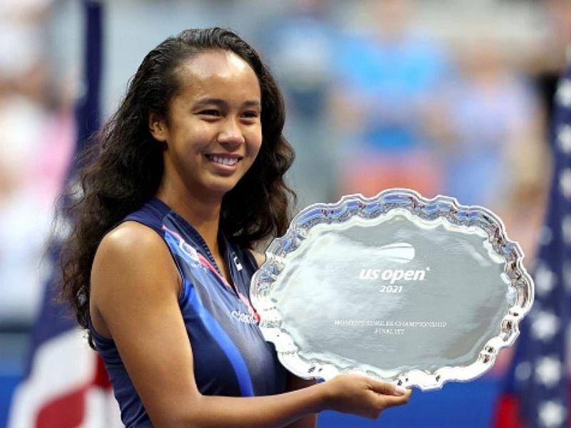 Leylah Fernandez revelación del US Open