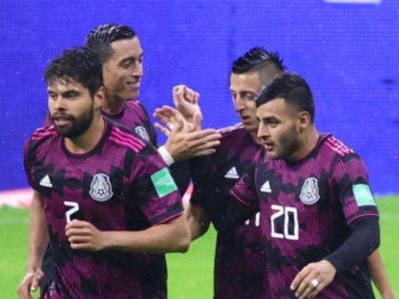 futbolistas más destacados de Selección Mexicana