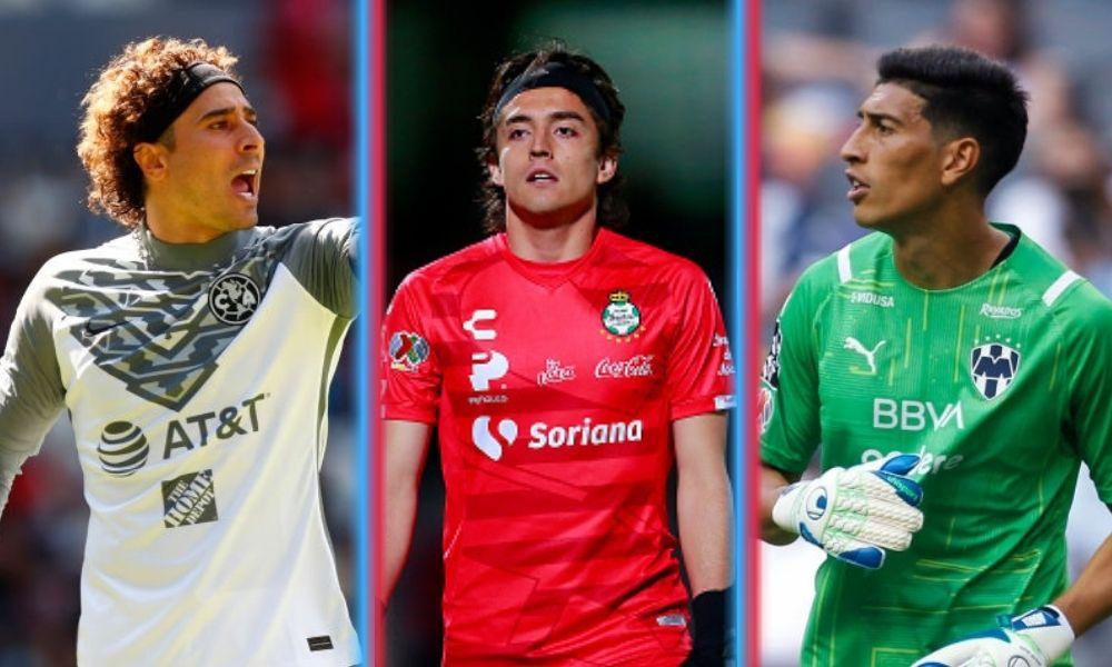 mejores porteros del Apertura 2021