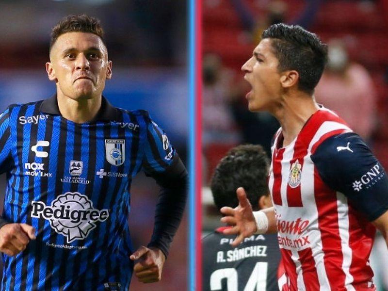Pronóstico Querétaro vs Chivas