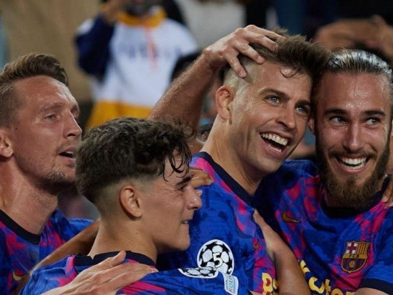 Barcelona recuperó a Jordi Alba