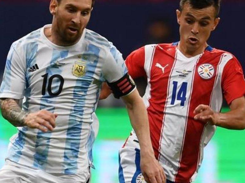 Pronóstico Paraguay vs Argentina