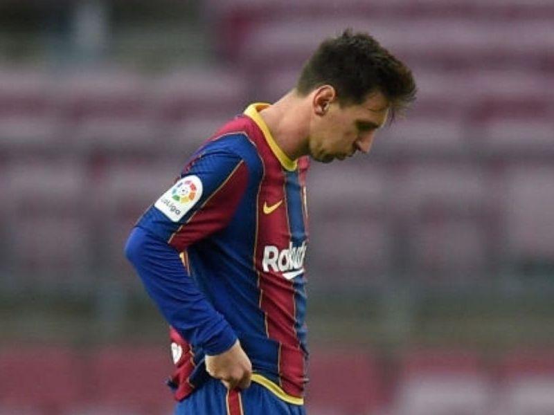 Messi quería terminar su carrera con Barcelona