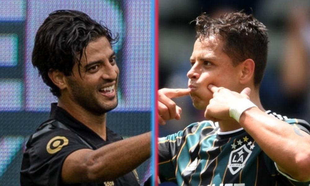 futbolistas mejor pagados de la MLS