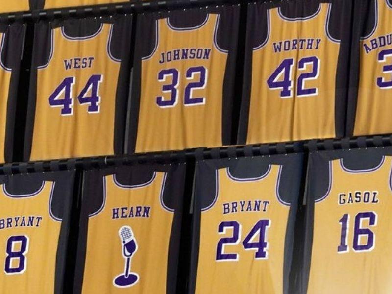 Los Lakers retiraron el número de Pau Gasol