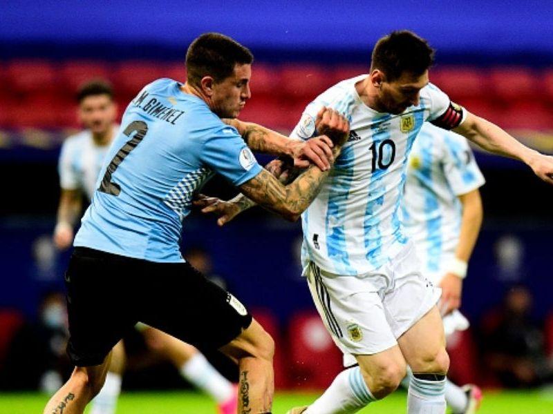 Pronóstico del Argentina vs Uruguay
