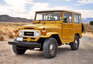 Land Cruiser Serie 40