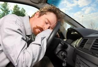 Cansancio al volante