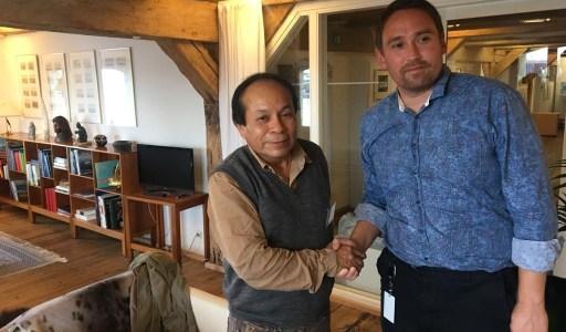 El GTANW dialogó con el gobierno autónomo de Groenlandia – INUIT