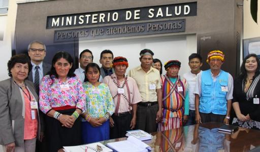 Minsa se compromete a brindar atención médica a comunidades achuar afectadas por pasivos ambientales en Lote 64
